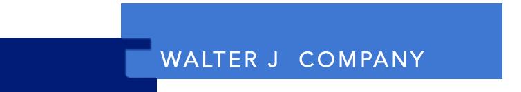 Walter J Company in Los Angeles
